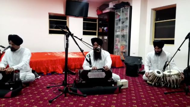 The Guru Nanak Gurudwara Turramurra Sikh Temple in Sydney is hosting live-streams of its daily prayer