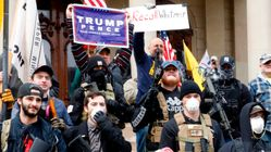 Trump Supporters Protest Shutdowns And People Say It Looks Like A Zombie