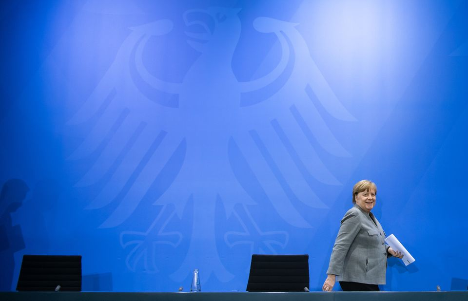 (Photo by Bernd von Jutrczenka / POOL / AFP) (Photo by BERND VON JUTRCZENKA/POOL/AFP via Getty