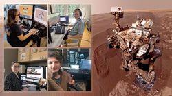 NASAでもリモートワーク 前例のない状況で、自宅から火星探査機を運転中
