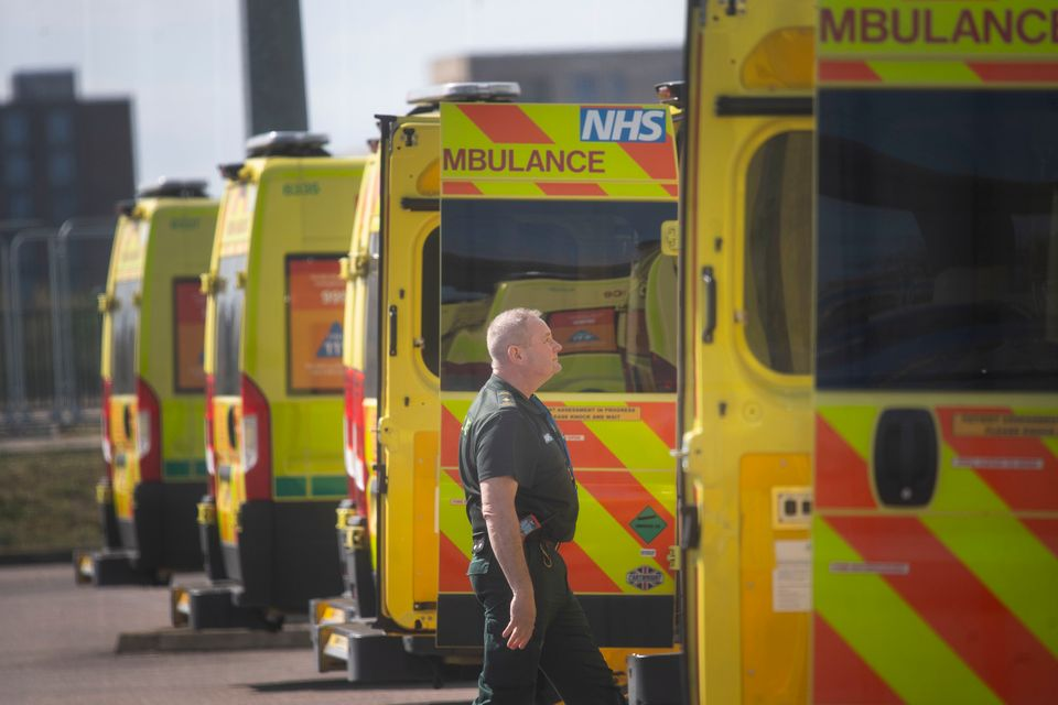 Dozens more people than usual have died at home after suffering a cardiac arrest, medics have