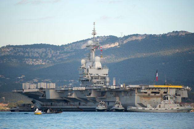 Coronavirus à bord du Charles de Gaulle : que s'est-il passé ? Un marin