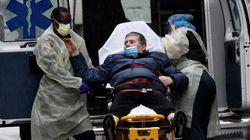 Αρνητικό ρεκόρ στις ΗΠΑ: Πάνω από 2.500 νεκροί σε μία ημέρα – Μειωμένες οι εισαγωγές στα νοσοκομεία στην