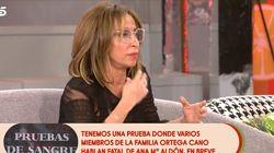 El altercado de María Patiño en la farmacia: