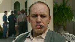 Tom Hardy méconnaissable en Al Capone dans les premières images du
