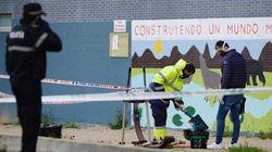 Hallan muerto a un joven con un golpe en la cabeza en un parque en Laguna de Duero, en