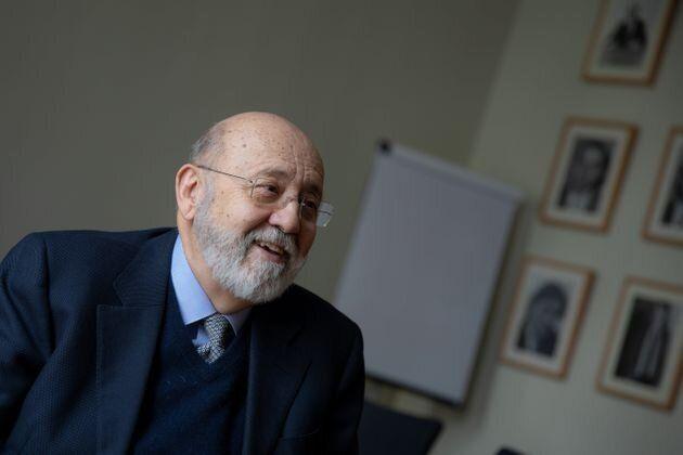 José Félix Tezanos, director del Centro de Investigaciones