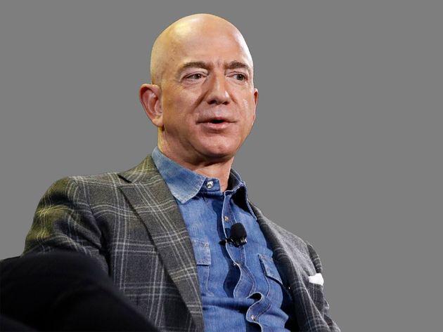 Jeff Bezos est à la tête d'une fortune de 138 milliards de
