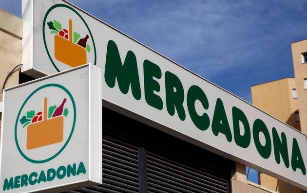 Un supermercado Mercadona en