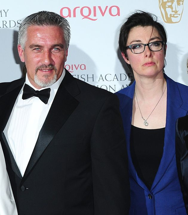 Paul Hollywood and Sue