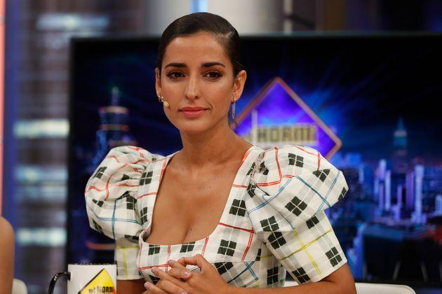 La actriz Inma Cuesta en 'El