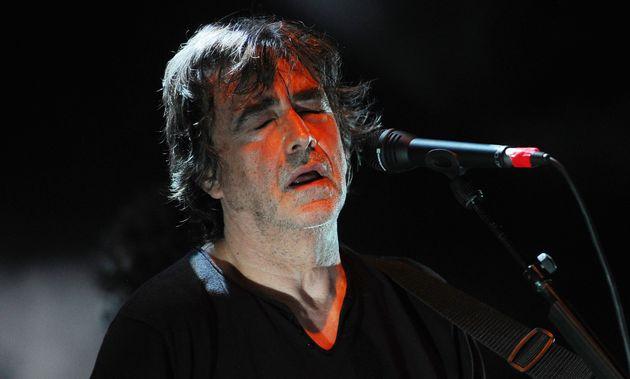 Jean-Louis Murat en concert à La Rochelle, en