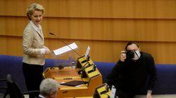 Von der Leyen reconoce que la UE debe una disculpa a Italia por no reaccionar a
