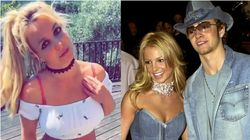 Britney Spears Does A Little Instagram Dance To Her Famous Ex'