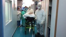 Συγκινητικό βίντεο στο Σωτηρία: Το χειροκρότημα σε ασθενή που