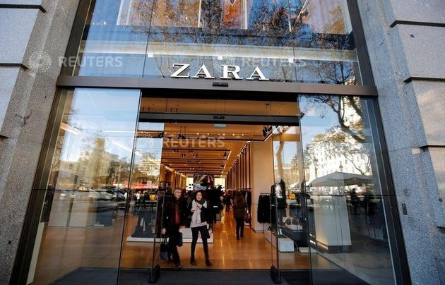 Tienda de Zara en