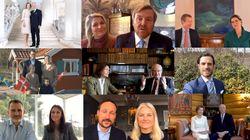 Los reyes también hacen estas cosas: el vídeo con el que Felipe y Letizia felicitan un