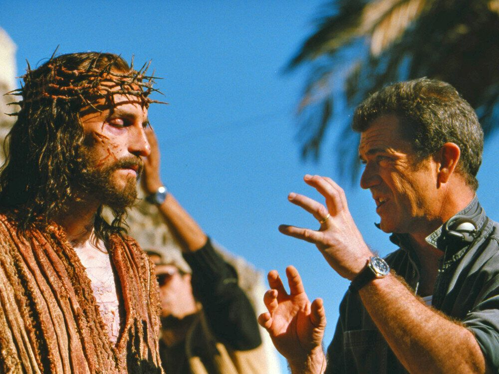 """<div class=""""feature-caption""""><em>Mel Gibson's """"The Passion of the Christ"""" became the most lucrative R-rated movie in cinema history in 2004, but Hollywood still didn't pay much attention to the potential of Christian films. (Photo: AP/Icon Productions)</em></div>"""