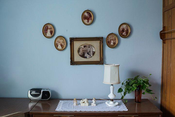 <em>Blue Guest Room</em>