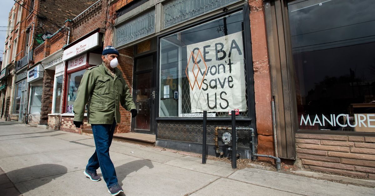 COVID-19中のカナダの中小企業向けローンプログラムCEBA、拡大予定:Trudeau