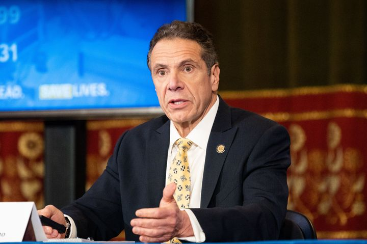 New York Gov. Andrew Cuomo (D) has been in office since 2011.