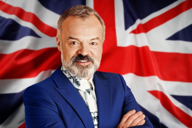 The UK's Eurovision commentator Graham