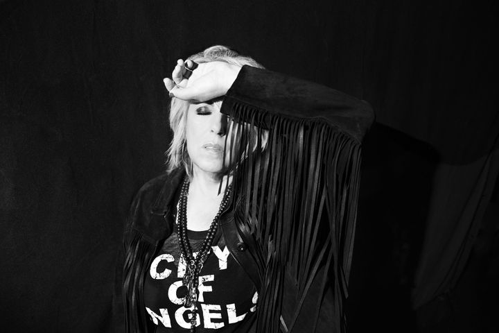 """Lucinda Williams' new album is called """"Good Souls Better Angels."""""""