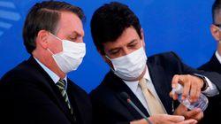 Le ministre brésilien de la Santé défend la distanciation sociale, Bolsonaro le