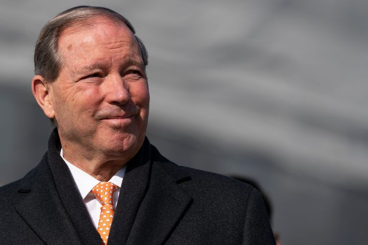 Sen. Tom Udall (D-N.M.) has been urging the Treasury Department to hurry up and get badly needed COVID-19 relief to tribal go
