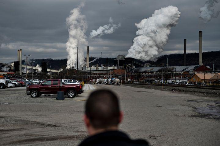 A coal facility in Pennsylvania.