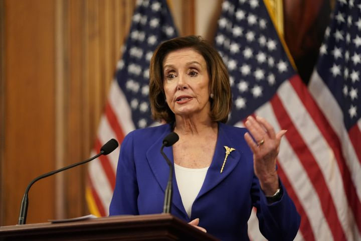 House Speaker Nancy Pelosi (D-Calif.) has signed off on a plan that would allow members of Congress to vote remotely through