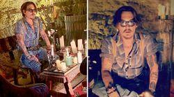 Johnny Depp sbarca su Instagram: