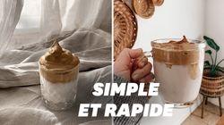 Cette recette de café glacé cartonne pendant le