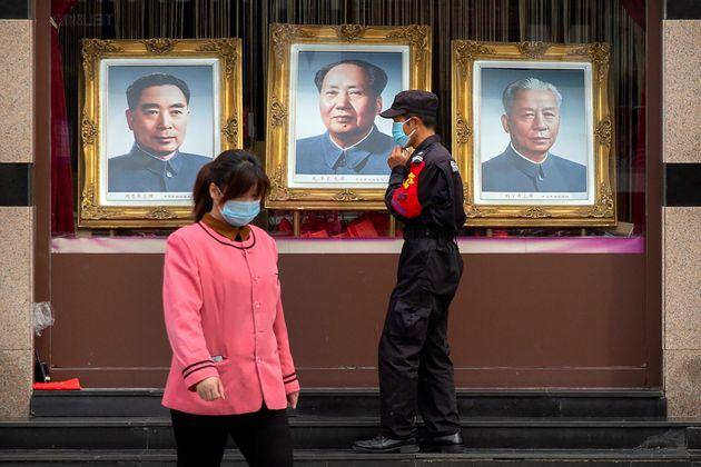 Emmanuel Macron a estimé qu'en Chine il s'était passé des choses