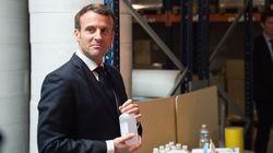 L'OMS remercie Macron pour son
