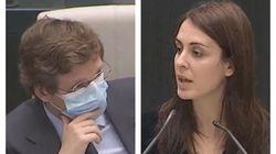 """Rita Maestre """"ofrece el apoyo total"""" a Martínez Almeida con unas palabras que provocan el aplauso del"""