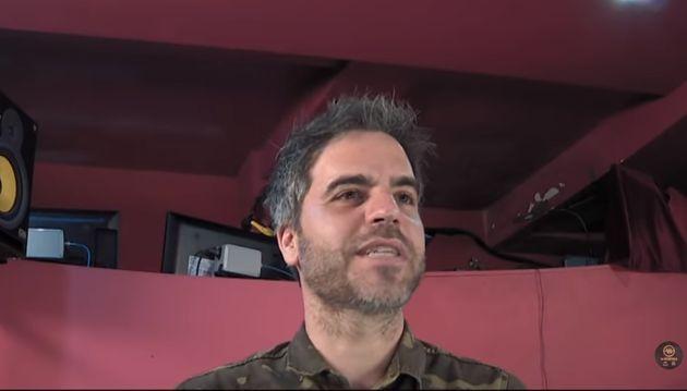 Ernesto Sevilla en La