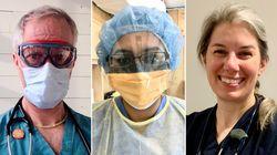 Bedside Moments, Last Breaths. ER Docs Face Down 'Nasty Beast' Of