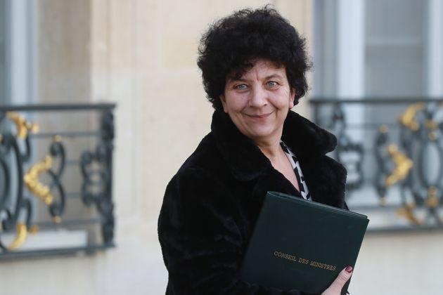 Frédérique Vidal, ici à l'Élysée le 29 janvier