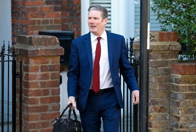 When Will Keir Starmer Grab His Chance To Change Labours Record?