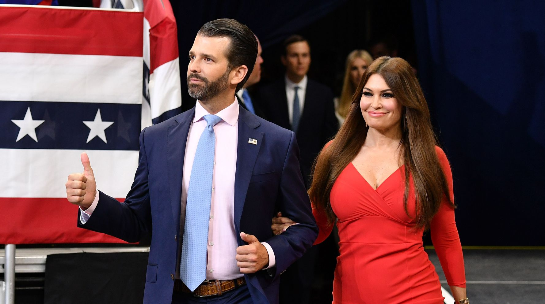 Trump Campaign Secretly Paying $180,000 A Year To His Sons' Significant Others