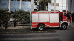 Επίθεση με βόμβες μολότοφ στο κτίριο που στεγάζονται ΣΚΑΪ και