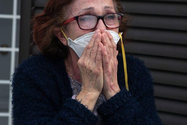 Μια γιαγιά στη Ισπανία...