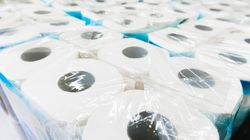 La vente de papier hygiénique augmente de 241%, mais les scieries