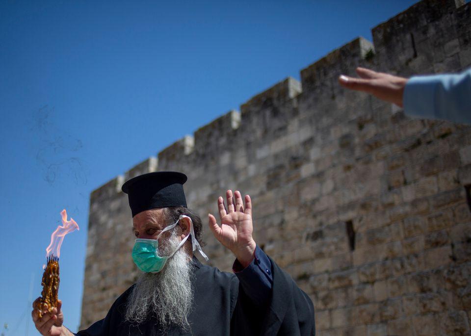 Ιερουσαλήμ (AP Photo/Ariel