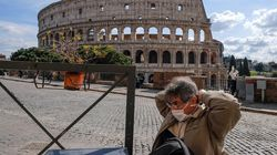 Italia registra 482 muertos por coronavirus, la cifra más baja de esta