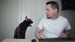 Muere el youtuber Steve Cash, creador de Talking Kitty Cat, a los 40