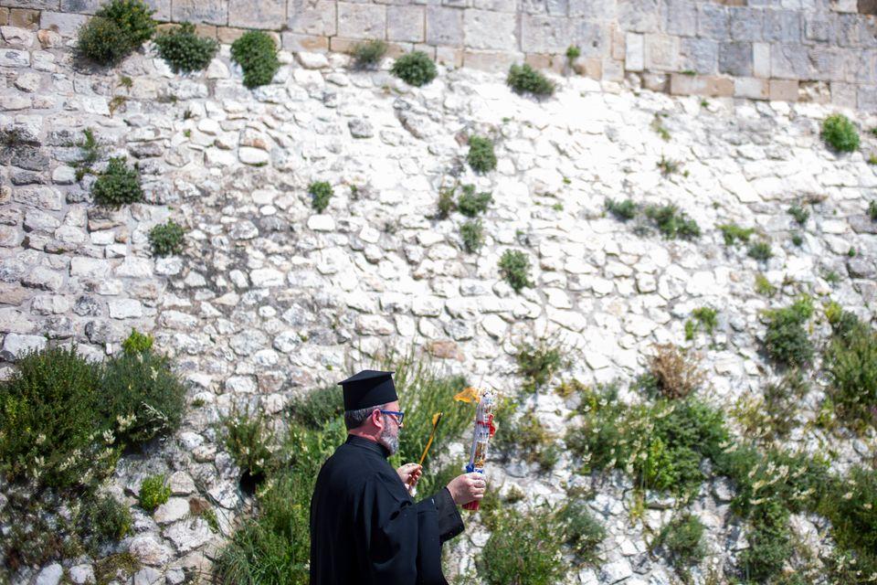 Ιερουσαλήμ. (AP Photo/Ariel