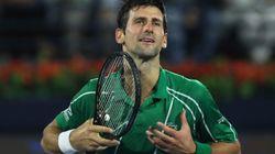 Avec Nadal et Federer, Djokovic propose une généreuse initiative pour les tennismen les moins