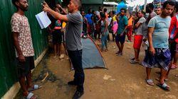 1.700 μετανάστες αποκλεισμένοι στη ζούγκλα του Παναμά λόγω